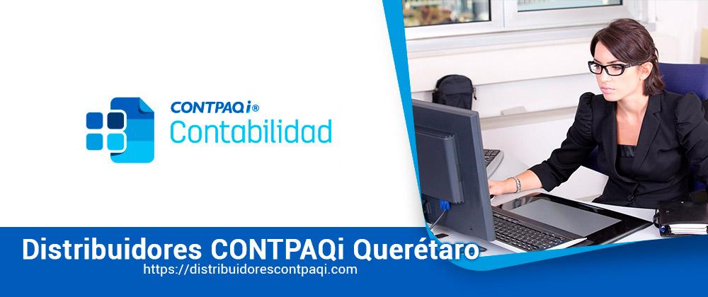 CONTPAQi Contabilidad - Distribuidores CONTPAQi Querétaro