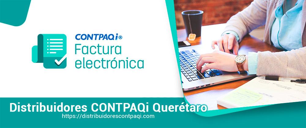 CONTPAQi Factura Electrónica - Distribuidores Contpaqi Querétaro
